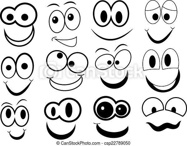 morsom, cartoon, zeseed - csp22789050