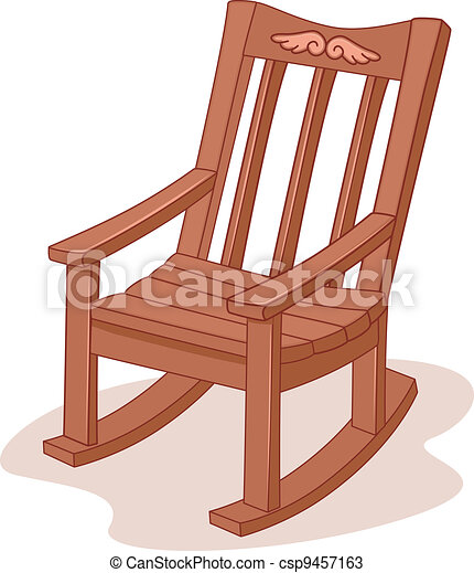 rokke stol - csp9457163