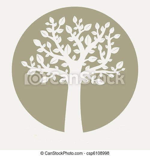 træ - csp6108998
