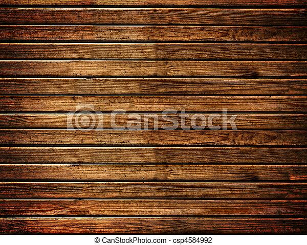 træ, -, tekstur - csp4584992